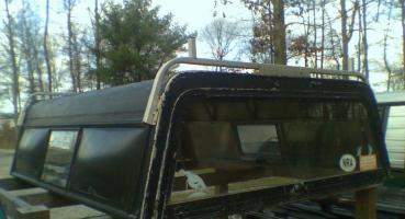 TOYOTA TACOMA Truck Cap